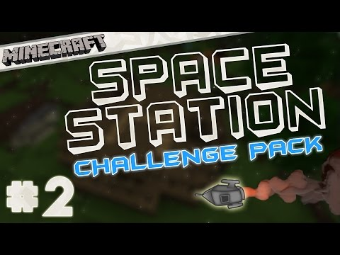 [1.7.10] Space Station Challenge Pack! - Part 2 - Mysterious Button