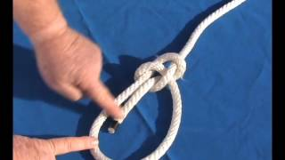 Knots for the Sea Scout Apprentice Rank