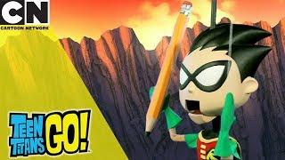 Teen Titans Go! | Most Epic Battles | Cartoon Network UK 🇬🇧