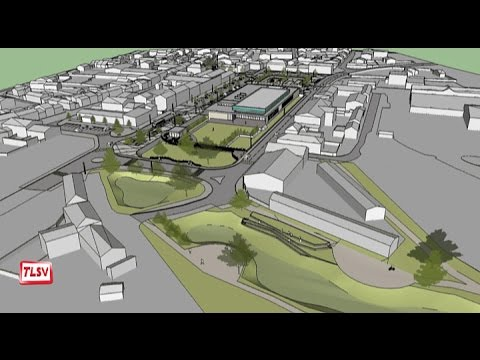 Luçon : l'aménagement futur de la Place du Port