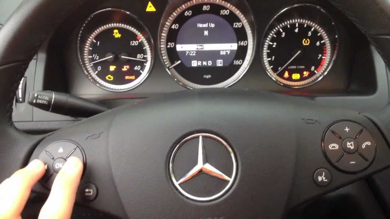 2011 Mercedes Benz C300 Review Youtube