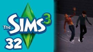 The Sims 3: Ice Skating! - Ep. 32