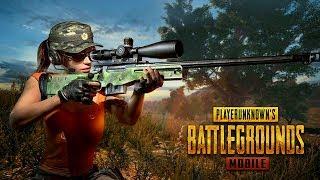 PUBG Mobile - Playerunknown's Battleground Live Stream