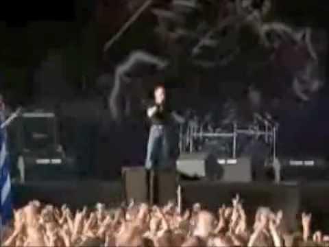 Iced Earth - Melancholy (Live Graspop 2008)