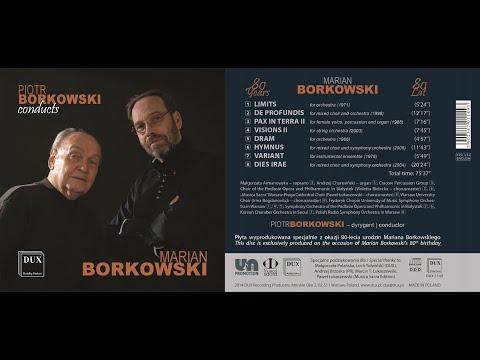 "MARIAN BORKOWSKI - ""DE PROFUNDIS"""