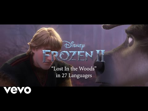 """Various Artists - Lost in the Woods (In 27 Languages) (From """"Frozen 2"""")"""