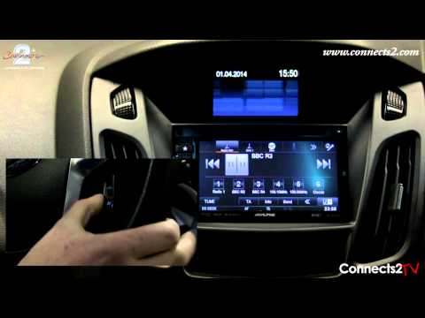 Connects2: Ford Focus Double Din User Guide