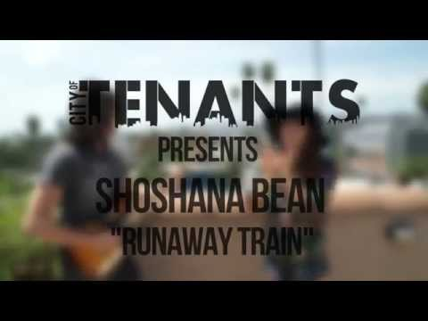 Shoshana Bean - Runaway Train LIVE