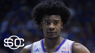 Stephen A. Smith Says Lakers May Look At Josh Jackson Instead Of Lonzo Ball | SportsCenter | ESPN