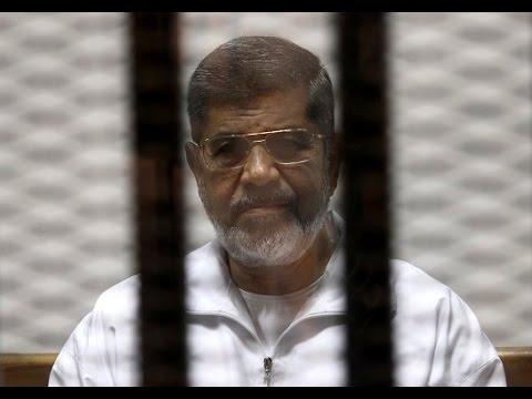 Egypt sentences overthrown president Morsi to 20yrs for 2012 killings