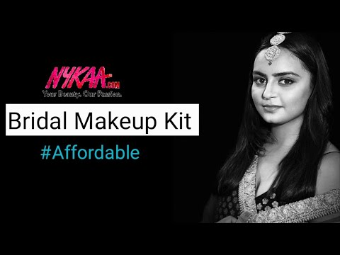 Cheapest Bridal Makeup Kit  | Nykaa Sale