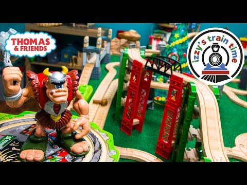 Thomas and Friends | 10 MINUTE THOMAS TRAIN CHALLENGE | Fun Toy Trains for Kids with Brio