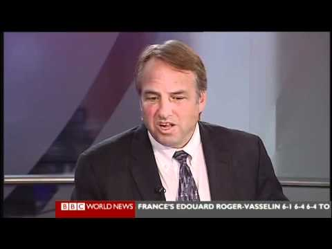 Keith Hill of Africa Oil interviews on BBC World News