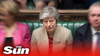 Theresa May faces PMQs LIVE after fourth Brexit deal announcement