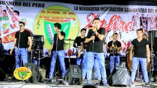 No Me Enseñaste a Olvidar - Zafiro Sensual Concierto en Jaén - Fermín Producciones