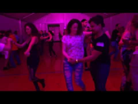 BDC2016: Leticia with K-yo and several others TBT ~ video by Zouk Soul