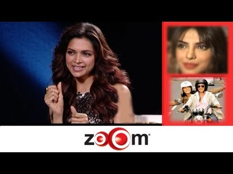 Planet Bollywood News - Deepika: I would love to work with Salman Khan, Priyanka: I'm a big fan of Govinda, & more news