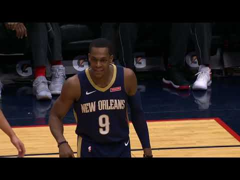 Best of Wired: New Orleans Pelicans' Rajon Rondo