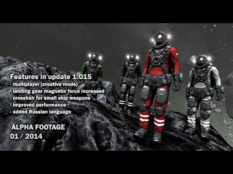 Space Engineers - Multiplayer (first update)