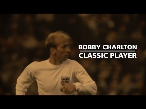 #TBT: Bobby CHARLTON - FIFA Classic Player
