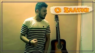 download lagu O Saathishabarijit Singhkaraoke Cover By Utkarsh Gupta gratis