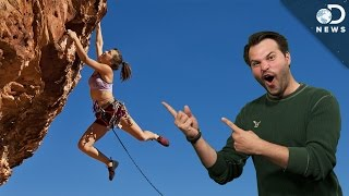 The Science Of Mountain Climbing!