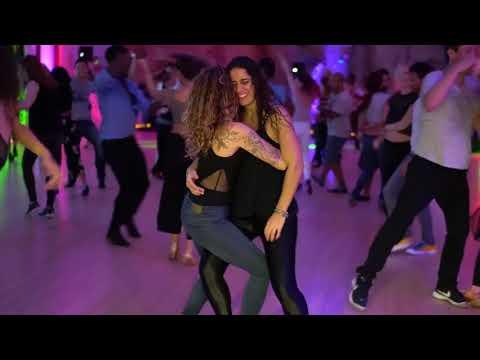 MAH02062 Social Dances with Rachel & Sophie @ ZofT UKDC OCT 2017 ~ video by Zouk Soul