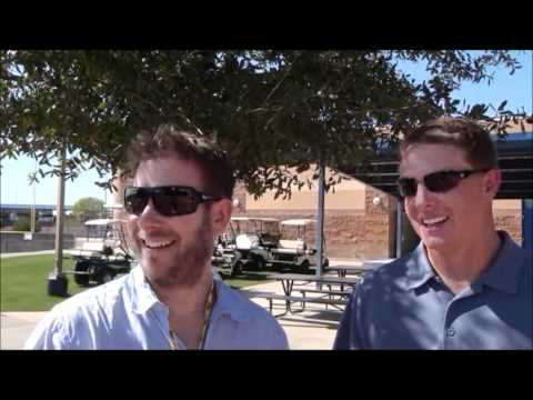 Nick Hundley on new pitchers in camp & why he dislikes cats