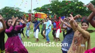 Bangla Mayer Soman Full Video Song   DESHA The Leader 2015 720pBDMusic-Rana. Com
