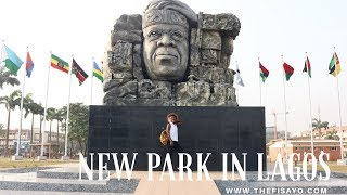 This is Nigeria: 5 TOURIST ATTRACTIONS  IN LAGOS - JOHNSON JAKANDE TINUBU PARK | THE FISAYO