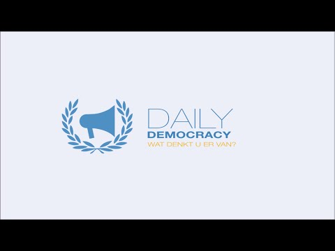 Daily Democracy Voorstelling