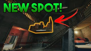 AMAZING HIDING SPOT - Rainbow Six Siege Gameplay
