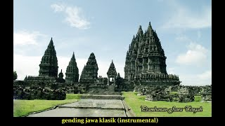 Download Lagu Instrumental Gendhing Jawa Klasik Gratis STAFABAND