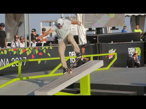 How Roger Silva Won the DewTour AM Series Barcelona