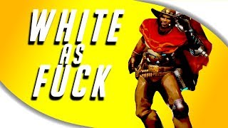 THE 🍗 REAL 🍗 REASON WHY BLIZZARD HATES MCCREE - Overwatch