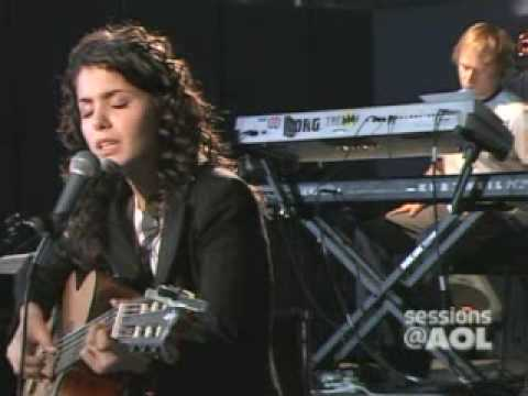 Katie Melua - Belfast  (AOL Sessions)