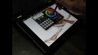 Apple iPad2 with Tap Stylus (SXC-079A) Pen test-1