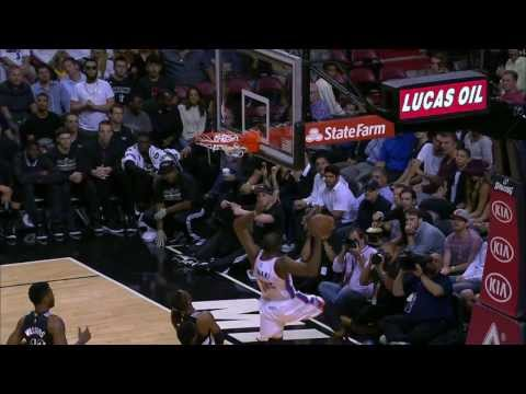Kevin Durant Top 10 Plays: 2015 NBA All Star Reserve