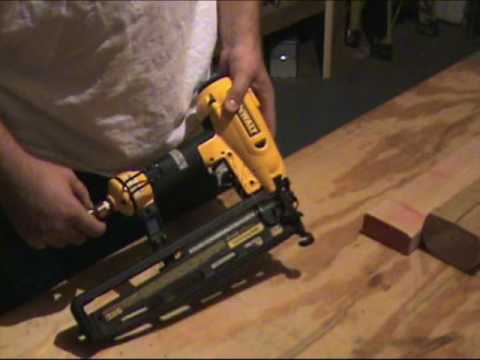 Dewalt Nail Gun Review