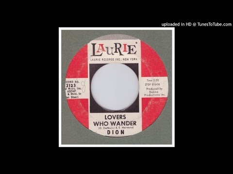 Dion - Lovers Who Wander - 1962