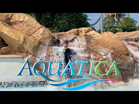 Aquatica Orlando - Private Cabana & Slide POVs