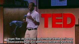 William Kamkwamba_TED 2009_Subtitulos en Español