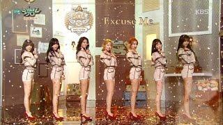 download lagu 뮤직뱅크  Bank - 에이오에이 - 빙빙 + 익스큐즈 gratis