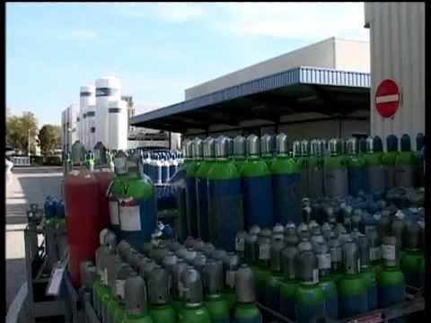 The Linde Group - Serviceleistungen rund um die Gaseversorgung von Linde Gas