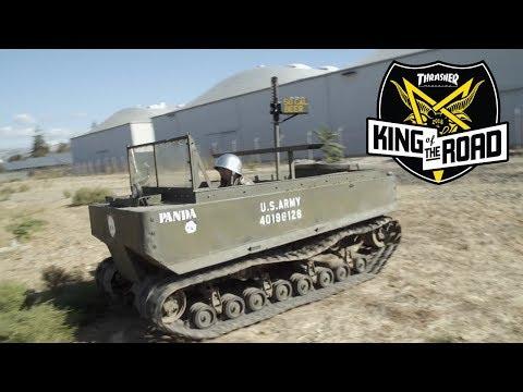 King of the Road Season 3: Louie's War Games