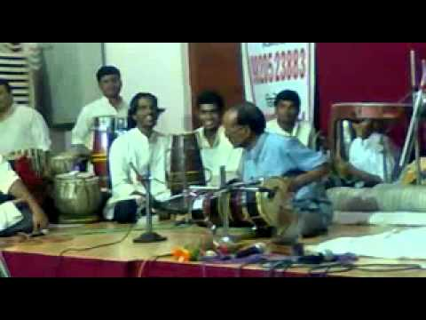 Anant Panchal Dholki solo part 1