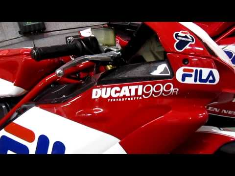 Ducati Full House 999R Xerox, 999R Fila, 999S Team USA, 1198S Corse, Sport 1000S