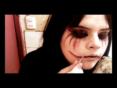 Eris - Death Doll - Make up Tutorial - Tutorial Maquillaje