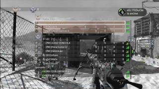 MW2 (Modern Warfare 2) Private Match Glitch Tutorial | HD