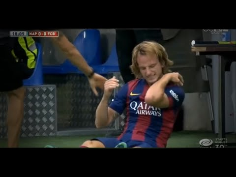 Ivan Rakitic - Individual Highlights vs Napoli (2014/08/06 Friendly Game)